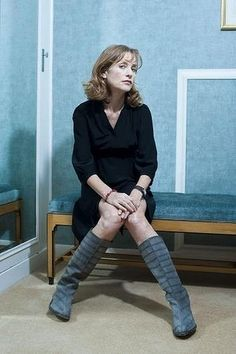 Isabelle Huppert by Harry Amit Lennon, Isabelle Huppert, Moving Pictures, Actors & Actresses, Love Her, Cinema, Punk, Culture, Lady, Outfits