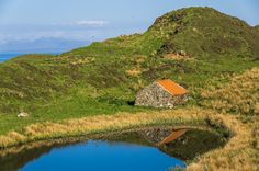 Old Highland Croft on Skye, Scotland (1) From: 500 Px, please visit