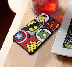 Marvel iphone case>> i hope you mean DC Phone case. Only one of thses are a Marvel