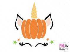 Unicorn svg, pumpkin head, halloween, jack o lantern svg Unicorn Face, Unicorn Shirt, Cute Pumpkin, Pumpkin Head, Unicorn Pumpkin, Butterfly Mandala, Halloween Jack, Halloween Backgrounds, Silhouette Cameo Projects