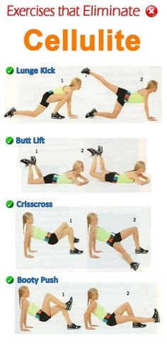 Exercises that eliminte cellulit fitness motivation weight loss exercise exercise tutorial diy exercise healthy living home exercise diy exercise routine fat loss cellulite