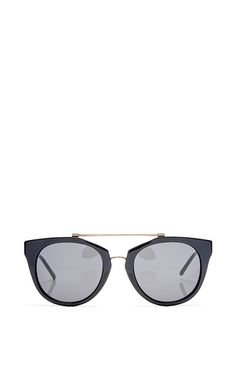 9cc0b6bd622090 Solid black junebug remix sunglasses by KAIBOSH Now Available on Moda  Operandi Laatste Mode Trends