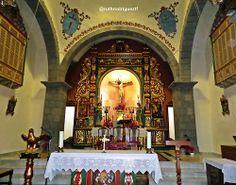 Iglesia de Santiago del Teide, Tenerife, Canarias http://ruthrodrigueztf.wordpress.com