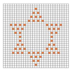 Ravelry: Sun Bobble Chart by Kari Philpott
