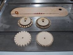 Wheel kerfing jig for T&J models