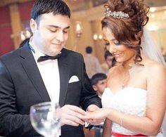 wedding in Azerbaijan