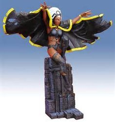Storm Statue - Bing Images