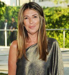 Nina Garcia, I like her hair...