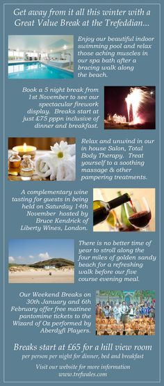 Our Great Value Winter Breaks Have Arrived!
