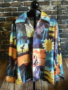 Mens 70s Collar Styled in California Mens Long by DecadesYoung #70sfashion #mens70s #1970 #california
