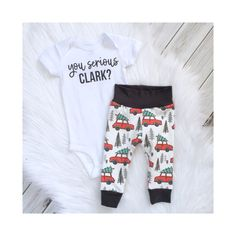 Griswold christmas christmas vacation baby by PinkPineappleCouture
