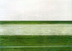 Andreas Gursky -Rhine