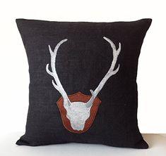 Amore Beaute Handcrafted Throw Pillow Cover in Black Burl... http://www.amazon.com/dp/B01A3998C8/ref=cm_sw_r_pi_dp_8gVoxb13VQRPG