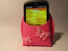 portacelular de foamy - Buscar con Google