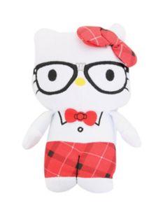 Hello Kitty Nerd Plush iPhone Case