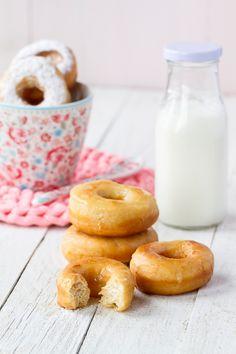 Los Tragaldabas: Donuts {Doughnuts by Lara Ferroni}
