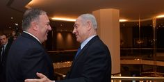 Pompeo Meets Netanyahu in Lisbon to Talk Iran Secretary of State Mike Pompeo met Israeli Prime Minister Benjamin Netanyahu here Wednesday holding talks on collaborative efforts to counter Iranian aggression. Mike Pompeo, Benjamin Netanyahu, Latest World News, Prime Minister, Iranian, Secretary, Lisbon, Wednesday, Counter