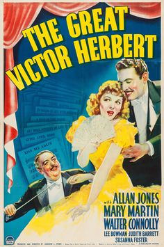 Paramount Movies, Paramount Pictures, Old Movie Posters, Film Posters, Old Movies, Vintage Movies, Mary Martin, Im Falling In Love, Movie Magazine