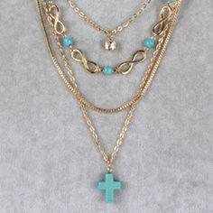 Necklaces, Chain Necklaces Women Fashion Jewelry, Cross Necklaces | Jewelry & Watches, Fashion Jewelry, Necklaces & Pendants | eBay!