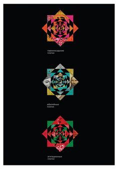 Corporate identity and navigation system for Museum of Shawls