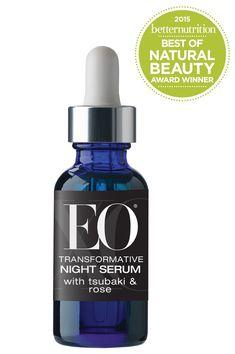 EO® Ageless Skin Care Transformative Night Serum