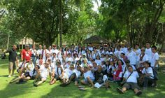 When bussiness meet leisure.. When hard works paid by pleisure :D Thank you for 'Lombok Paradise' the Host (y)