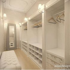 Master closet remodel house 25 Ideas for 2019 Walk In Closet Design, Closet Designs, Master Closet Design, Walk In Closet Size, Walk In Closet Dimensions, Master Closet Layout, Walk Through Closet, Home Design, Design Ideas