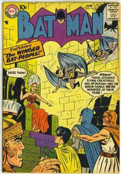 Batman is the best. - Batman Vol 1 116 Batman Comic Books, Batman Comics, Comic Book Characters, Comic Books Art, Dc Comics, Comic Art, Book Art, Marvel Characters, Vintage Comic Books