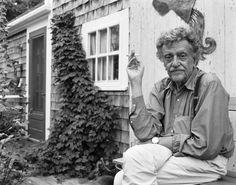 The old Kurt Vonnegut