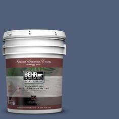 BEHR Premium Plus Ultra 5-gal. #S530-6 Extreme Eggshell Enamel Interior Paint