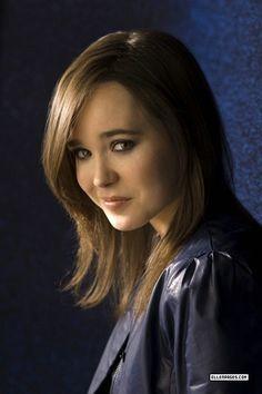 Ellen Page, so cute!