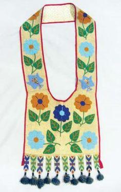 Potawatomi Bandolier Bag
