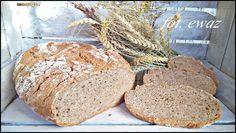 Ewa w kuchni: Chleb pszenno - gryczany ze słonecznikiem