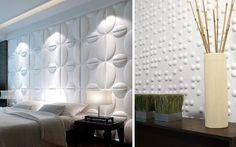 Decofilia Blog | 4 Ideas para decorar paredes en 3D y dar volumen a tus muros