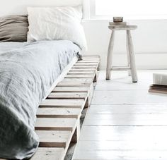 love photography winter beautiful white vintage room bedroom design Home boho old architecture bohemian Interior Design house cosy cozy cottage interiors decor decoration minimalism industrial deco minimalistic scandinavian pallets all white pallet bed