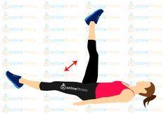 Skoncujte s pneumatikou kolem pasu hned teď! Nejefektivnější cviky! | Blog | Online Fitness - živé fitness lekce, cvičení doma pod vedením trenérů Body Fitness, Health Fitness, Gewichtsverlust Motivation, Sport, Workout Gear, Workout Programs, Abs, Challenges, Exercises