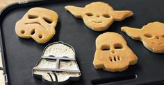 Star Wars pancake molds are easily the best gift for any Star Wars fan.