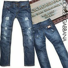 Jeans Dolce & Gabbana Homme H0079