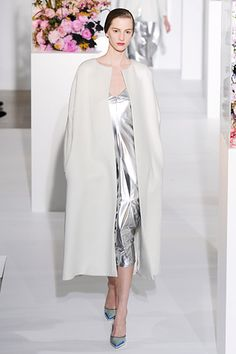 "Jil Sander Fall 2012. AKA Katherine Hepburn in ""Bringing Up Baby"""