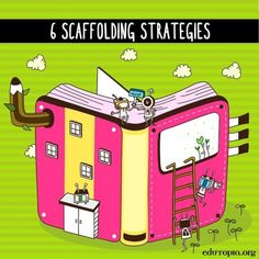 Six #Scaffolding Strategies for students via @edutopia -An oldie but goodie!