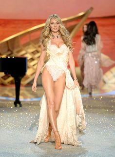 Victoria's Secret: ¡La pasarela más sexy del año! Candice Swanepoel