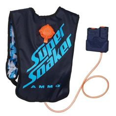 Super Soaker Hydro Pack holds up to of water. Hydro Pack works with other Clip System Super Soaker blasters (sold separately). Pool Toys For Kids, Kids Toys, Nerf Toys, Water Toys, Cool Inventions, Outdoor Play, Packing, Games, Pools