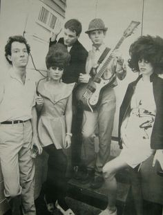 The B-52s-- Love Shack anyone?