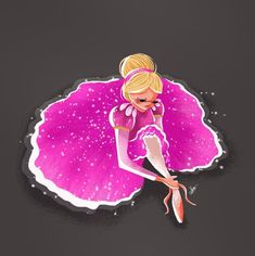 Barbie Drawing, 12 Dancing Princesses, Princess Movies, Umbrella Art, Barbie Movies, Vintage Barbie, Cartoon Art, Cute Art, Foto E Video