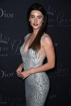 Jacqueline MacInnes Wood - 2017 Princess Grace Awards Gala in Beverly Hills - Jacqueline Macinnes Wood, Canadian Actresses, In Hollywood, Awards, Singer, Princess, Formal Dresses, Beauty, Beverly Hills