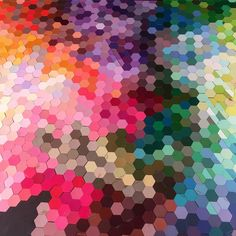 "1,245 Me gusta, 10 comentarios - Josie Lewis (@josielewisart) en Instagram: ""Color meditation"""