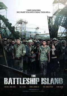 New Poster for Korean War/Escape Drama Film 'The Battleship Island'