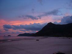 Elephant mountain sunset 2013 - Con Dao island, vung tau- ba ria province