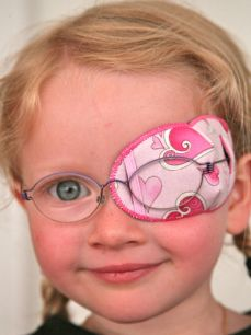Amblyopia treatment. Can eye patches help? Drpatch.