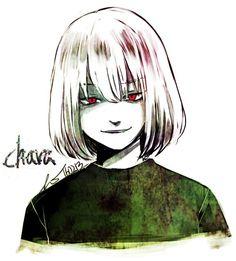Chara Undertale